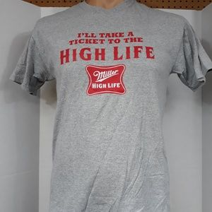 Other - Miller High Life Graphic Tee